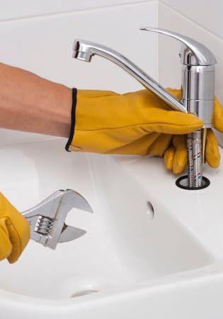 面盆、洗槽、龍頭漏水修復